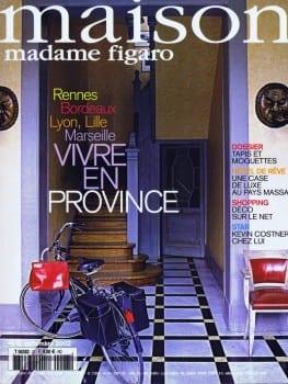 Madame Figaro Maison – Avril 2012