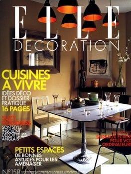 Elle Décoration – Octobre 2006