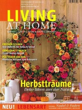Living at home – Novembre 2008