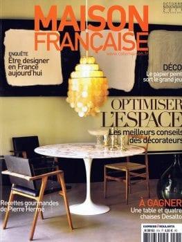 Maison Française – Novembre 2011