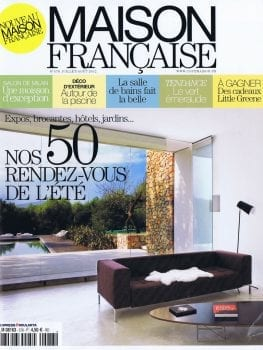 Maison Française – Juillet / août 2012