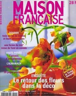 Maison Française – Avril 2001