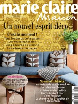 Marie-Claire Maison – Novembre 2013