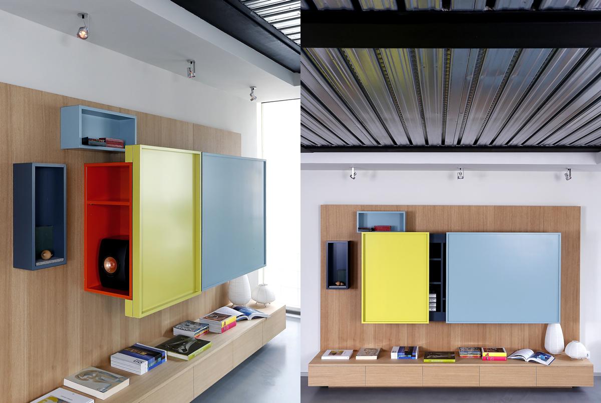 Projet Batignolles - La bibliothèque