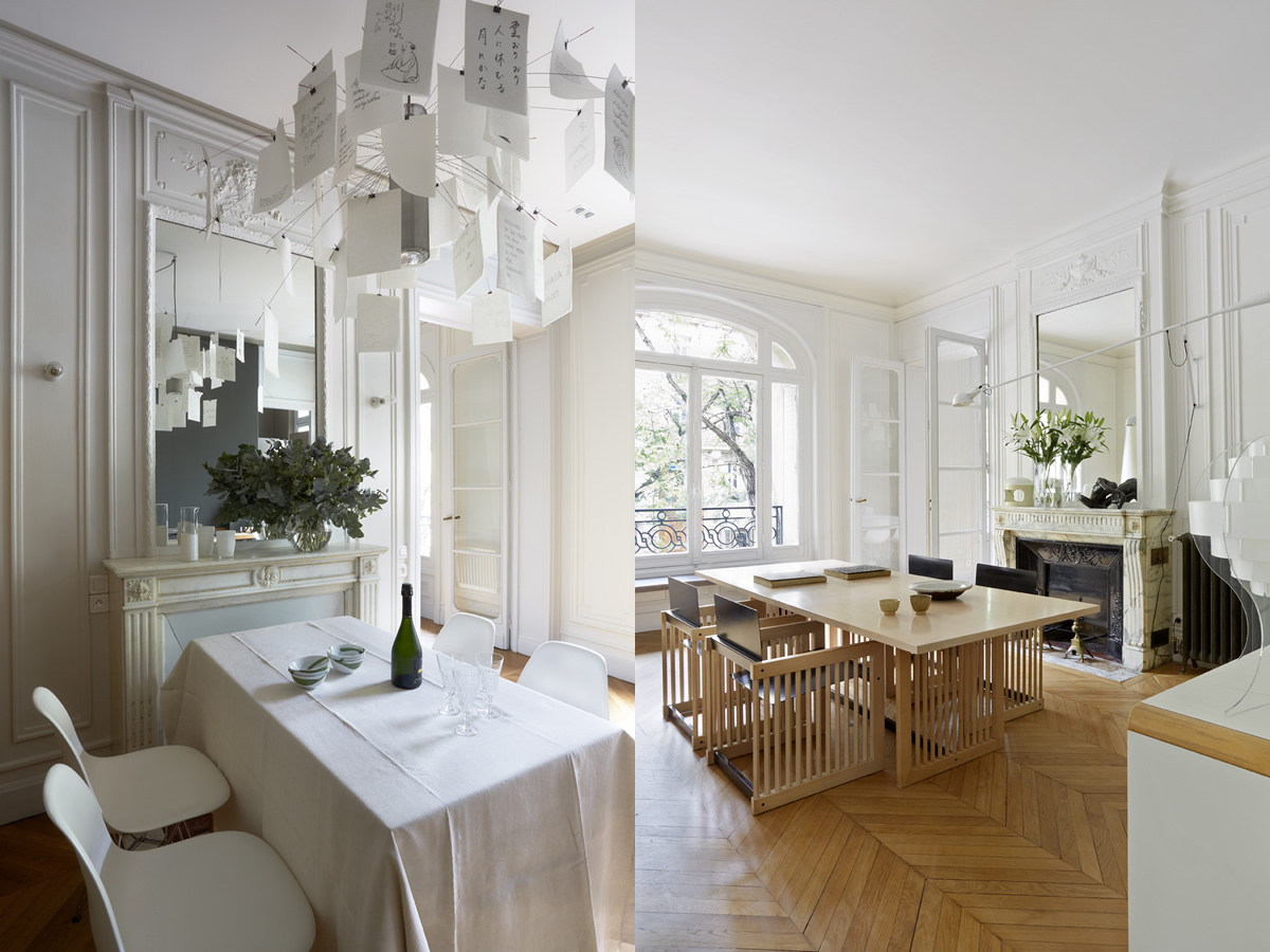 Projet Wagram - La salle à manger