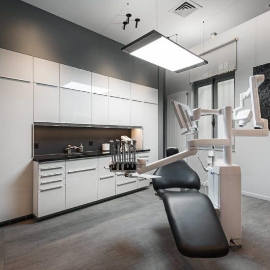 Cabinet dentaire - La salle de soins