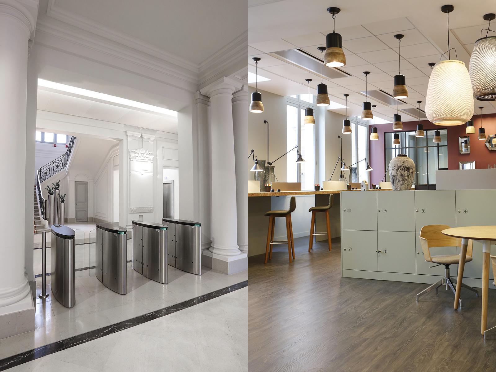 Nexity Blue Office, espace de coworking