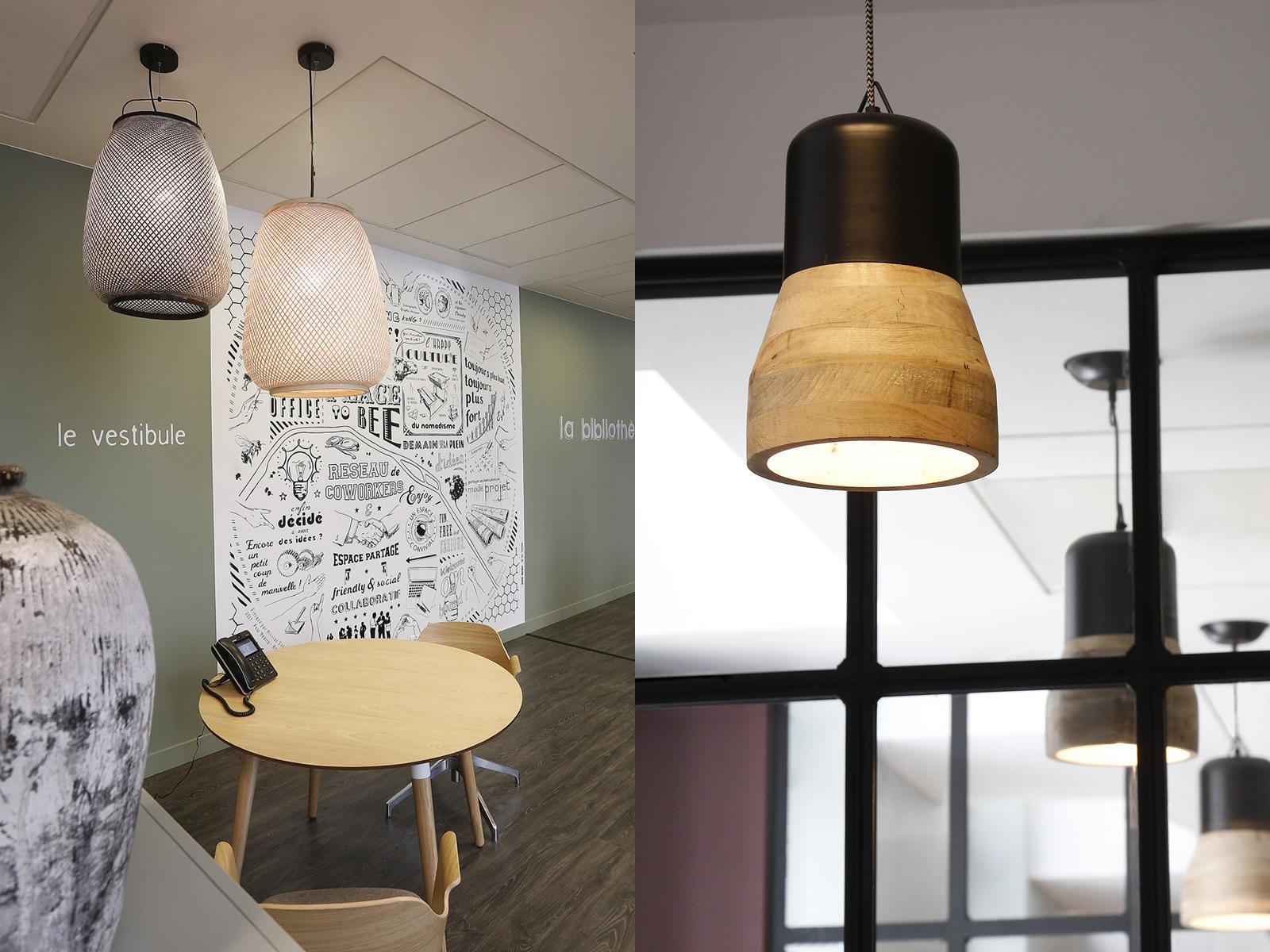 Nexity Blue Office, espaces de lumières