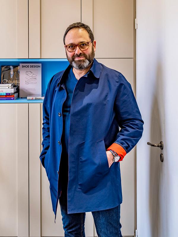 Robert Gervais, architecte d'intérieur et designer